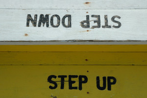 step down step up